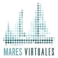 Mares Virtuales Logo para Móvil