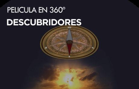 Descubridores película Fulldome 360