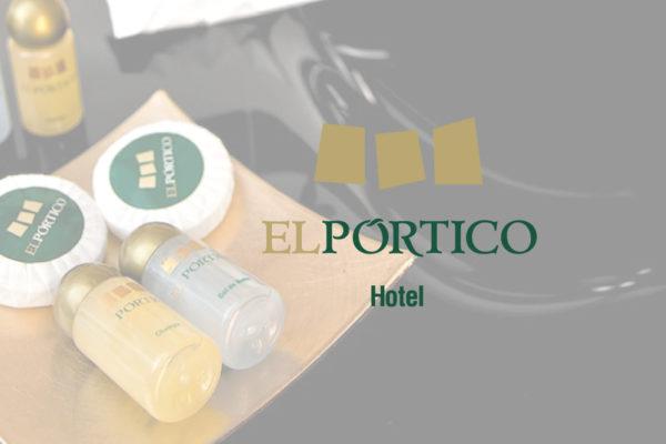 Web para el Pórtico Hotel