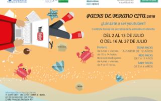 Packs de Verano del CITA 2018