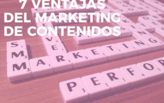 ventajas del marketing de contenidos