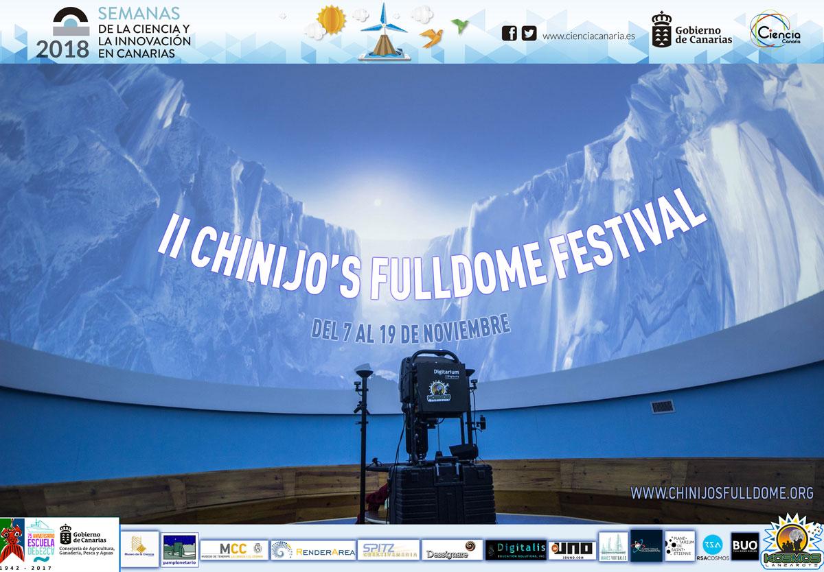 Chinijos Fulldome Festival