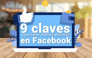 claves para hacer buenos anuncios en Facebook