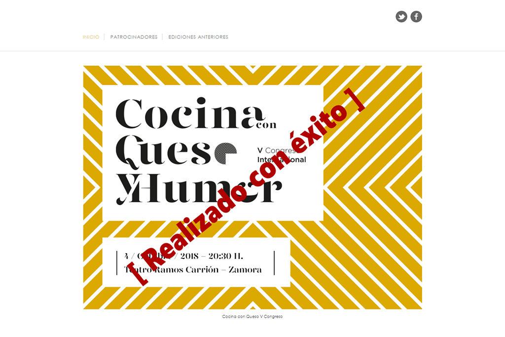 Congreso de Cocina con Queso