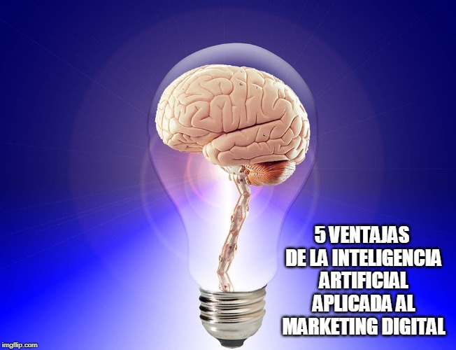 5 ventajas de la Inteligencia Artificial aplicada al Marketing Digital