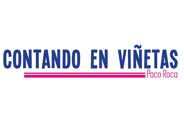 Contando en viñetas - Exposición de Paco Roca