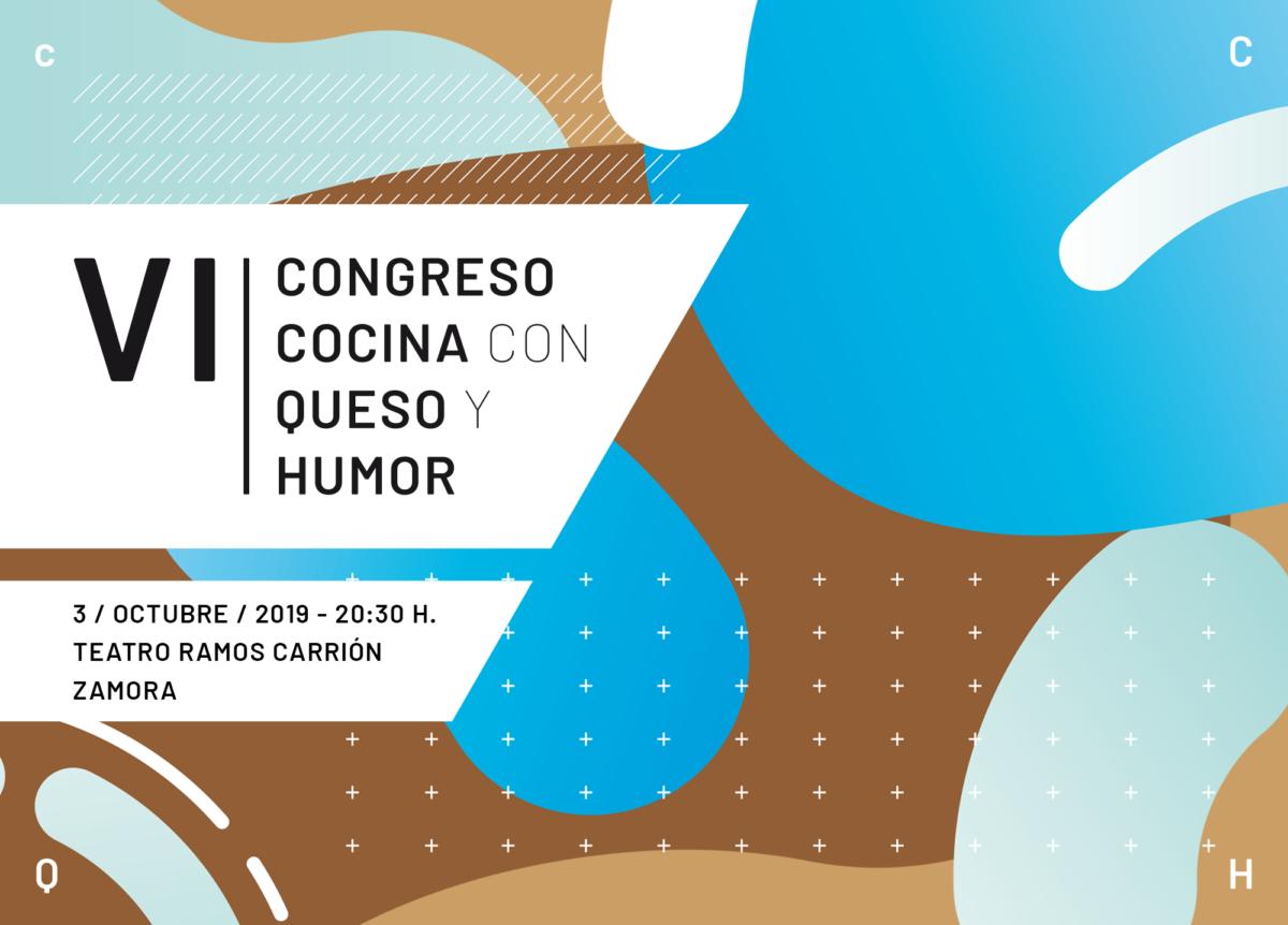 VI Congreso de Cocina con Queso y Humor